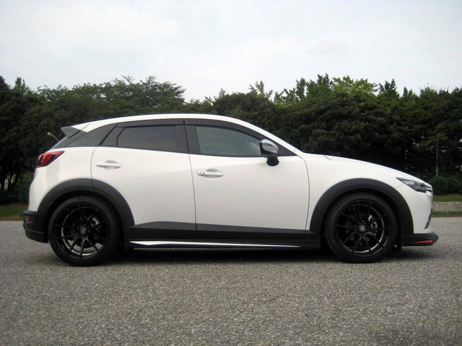 lowered cx-3 - mazda cx3 forum