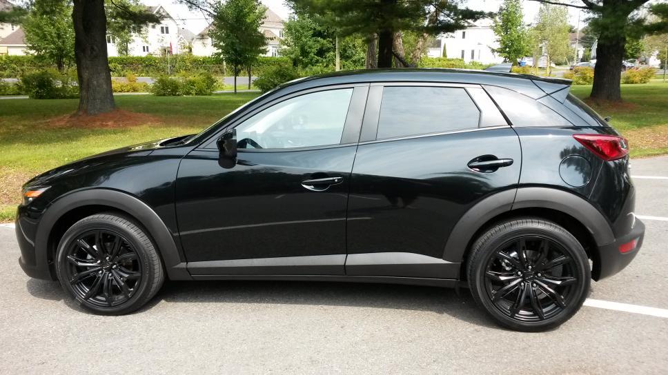 Mazda Cx 3 Black Rims >> Wheel options for Sport? - Page 2 - Mazda CX3 Forum