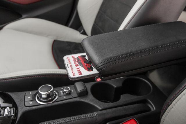 Mazda cx 3 armrest console