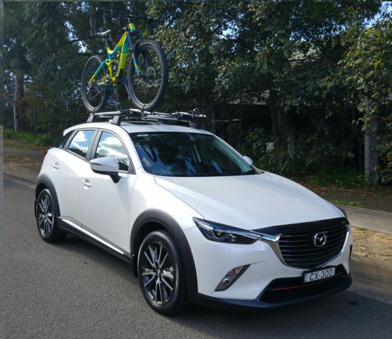 Mazda Cx3 Forum View Single Post Bike Rack