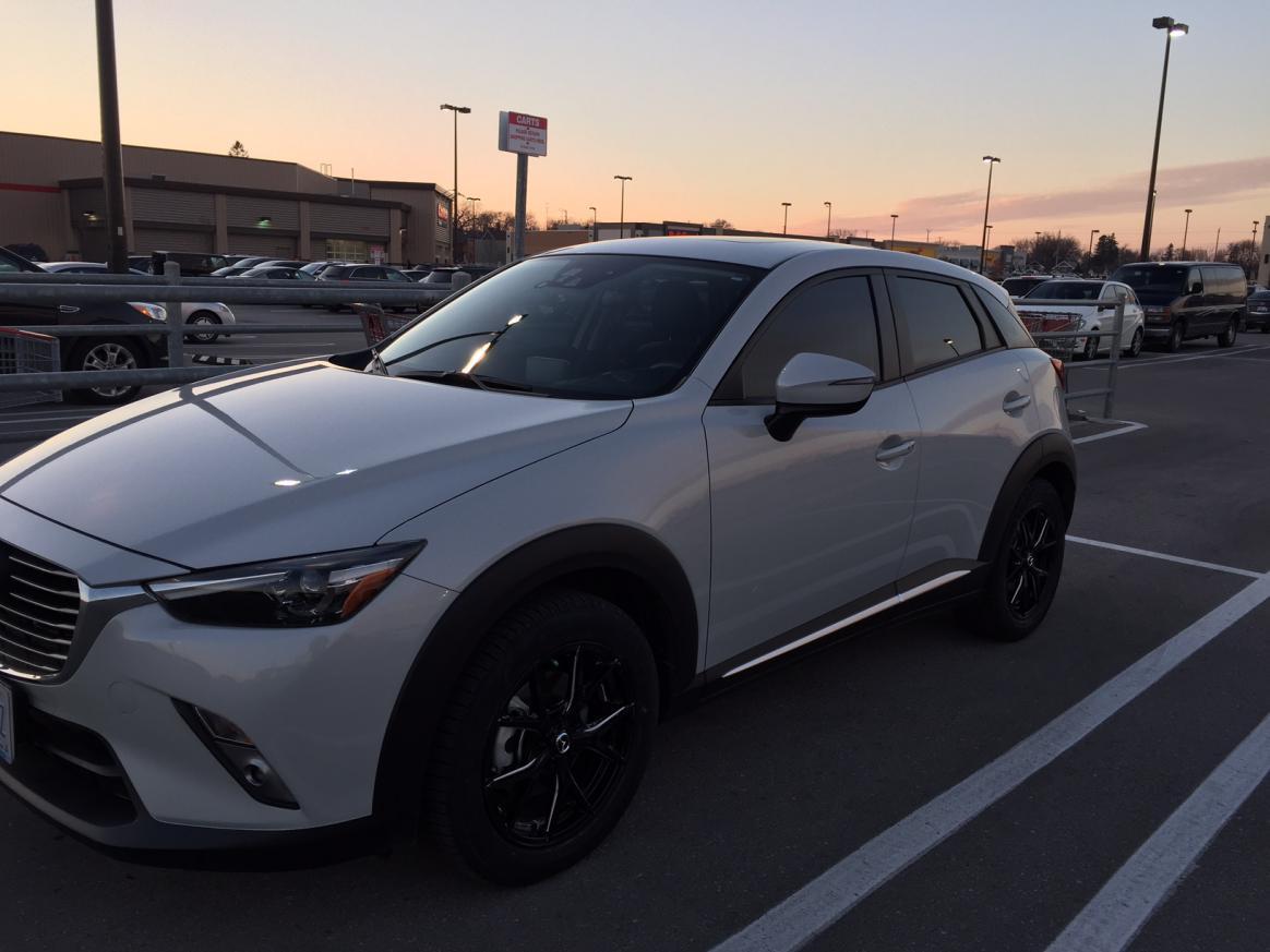 Winter Tires - Mazda CX3 Forum