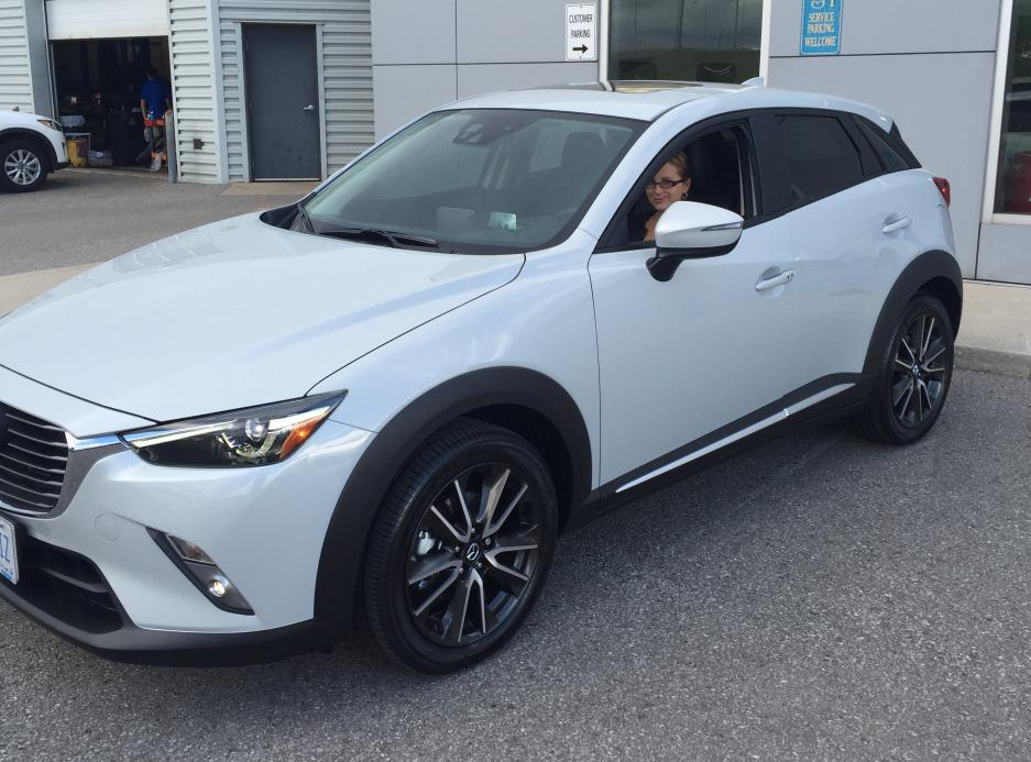 just got my gt :d - mazda cx3 forum
