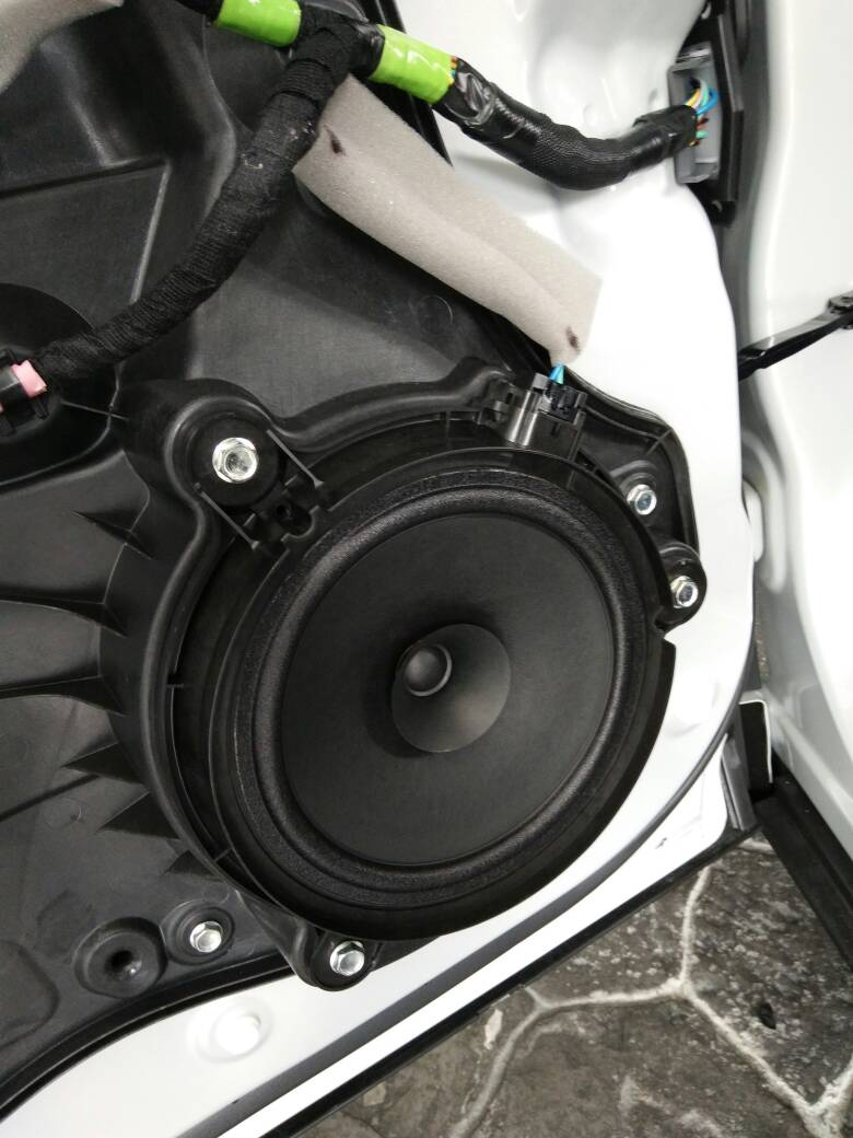 plug play speaker replacement mazda cx forum