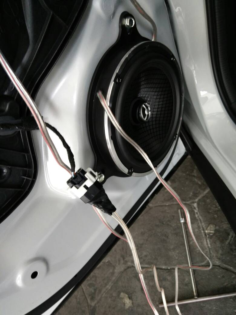 plug & play speaker replacement - Mazda CX3 Forum