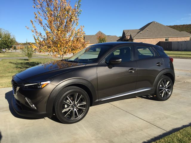 new owner in arkansas - mazda cx3 forum