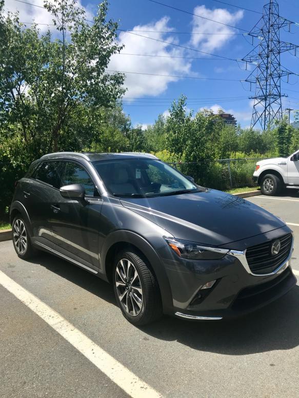 Mazda 3 Roof Rack >> 2019 Machine Grey CX-3 GT - Mazda CX3 Forum
