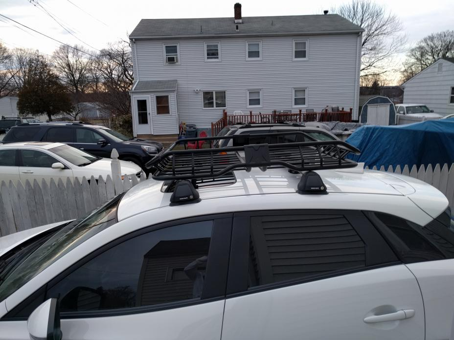 Roof Racks And Fairings Page 7 Mazda Cx3 Forum