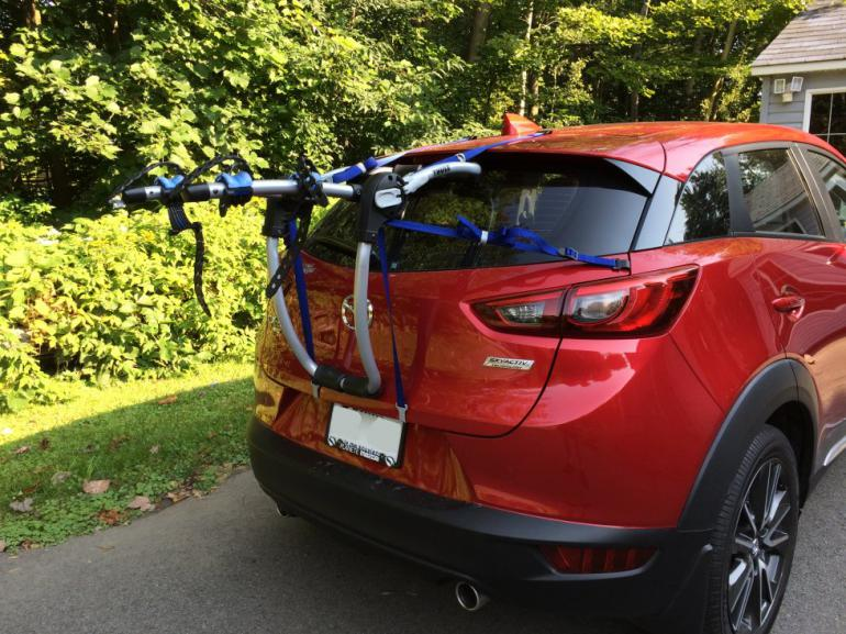Bicycle In A Cx 3 Mazda Cx3 Forum