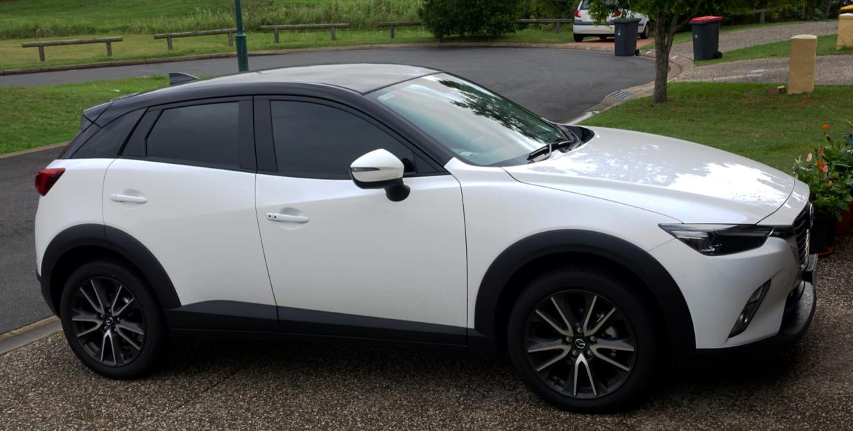 Mazda Cx3 Colors For 2016 | 2017 - 2018 Best Cars Reviews