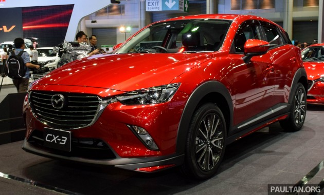 F  S  Bulk Purchase  Mazda Cx-3 Response Bodykit