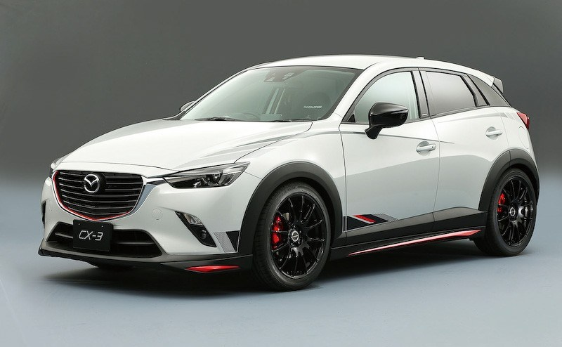 F S Bulk Purchase Mazda Cx 3 Response Bodykit Mazda