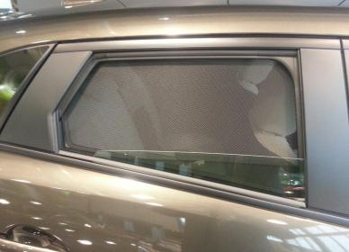 CX-3 Magnetic Rear Window Shades - Mazda CX3 Forum