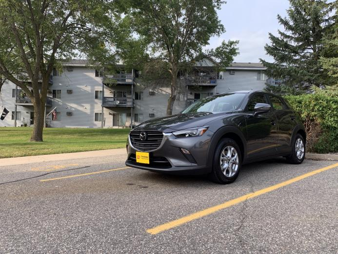 Mazda Employee Nows Owns A Cx-3